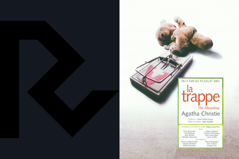 La trappe (The Mousetrap)